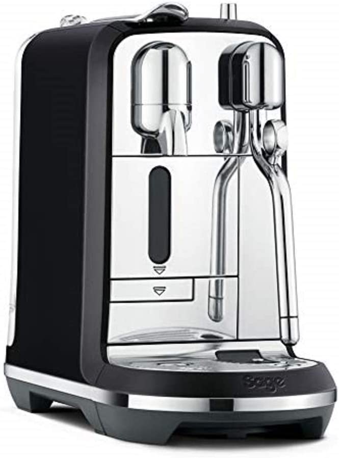 Nespresso SNE800BTR Creatista Plus Black Truffle