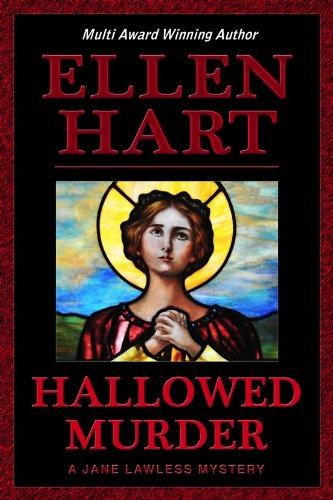 HALLOWED MURDER (Jane Lawless Mysteries Series Book 1) by [Hart, Ellen]