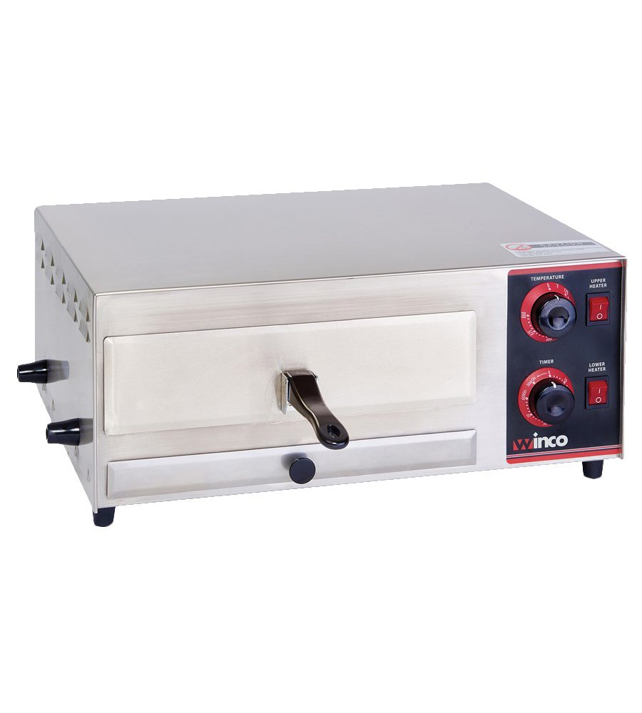 Winco EPO-1 Electric Countertop Pizza Oven