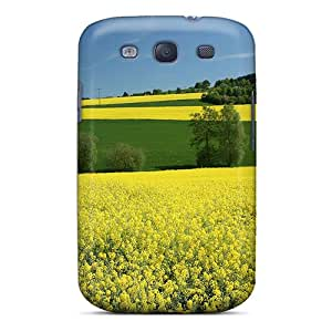 Galaxy S3 Case Cover With Shock Absorbent Protective RpXSsdO5089 Case