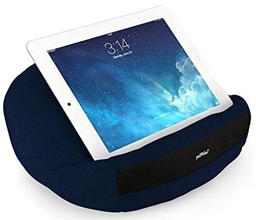 wBest NAVY Round Shape Tablet, iPad Reading Rest Pillow for e-reader, iPad Mini, iPad Air, iPad Air 2, iPad Pro 9.7