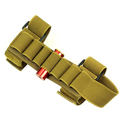 Tactical Buttstock Shotgun Holder Carrier
