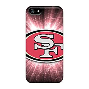 (XGw5519itXk)durable Protection Cases Covers For Iphone 5/5s(san Francisco 49ers)