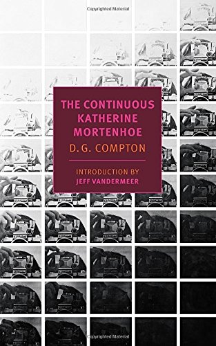 book cover of The Continuous Katherine Mortenhoe