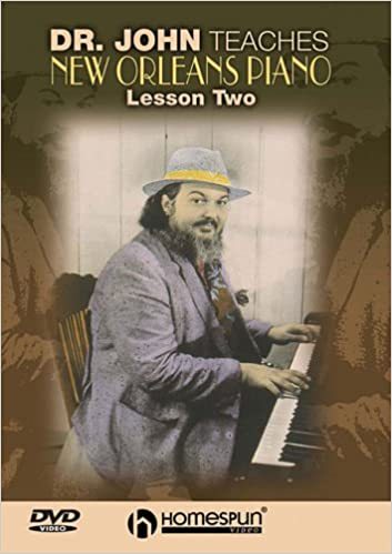 Utorrent Descargar Español Dr John Teaches New Orleans Piano: Pt. 2 Kindle Lee Epub