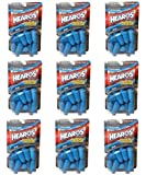 Hearos Ear Plugs Xtreme Protection, 14-Pair Foam Pack of 9 (33 NRR) New Super Size Package 126 Pairs