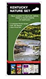 Kentucky Nature Set: Field Guides to Wildlife, Birds, Trees & Wildflowers of Kentucky