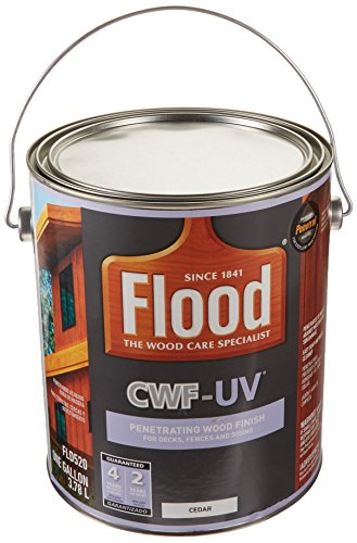 Flood Series FLD520-01 1G CWF-UV Cedar 275 VOC