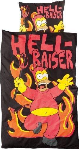 ropa de cama Homer Simpsons