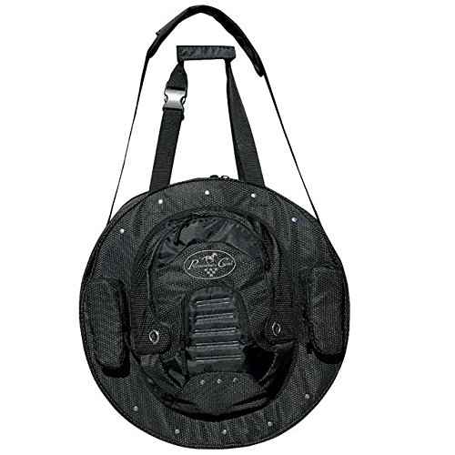 (Professionals Choice Bag Deluxe Rope Bag One Size Black RBD)
