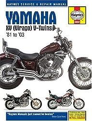 Yamaha XV Virago V-twins Service and Repair Manual: 1981 to 2003 (Service & repair manuals)