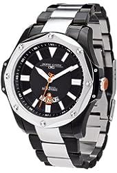 Jorg Gray Textured Black Watch JORGGRAY-JG9100-24