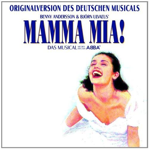 Resultado de imagen de c.d mamma mia musical german