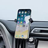 BeHave Autos Universal Car Phone Holder Fit for Toyota RAV4 2013 2014 2015 2016 2017 2018 Air Vent Phone Mount Adjustable, Car Phone Cradle for iPhone Samsung 4.5-6 Inches and Above Smartphone