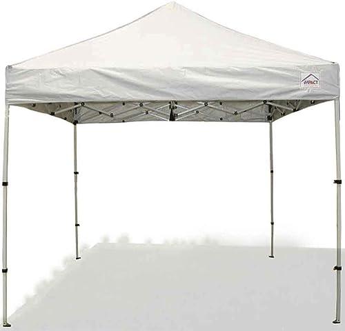 Impact Canopies Impact Canopy 10 x 10 Folding Pop Up Canopy Tent