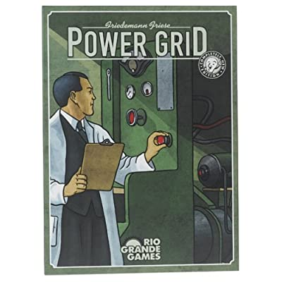 Rio Grande Games Power Grid: Toys & Games