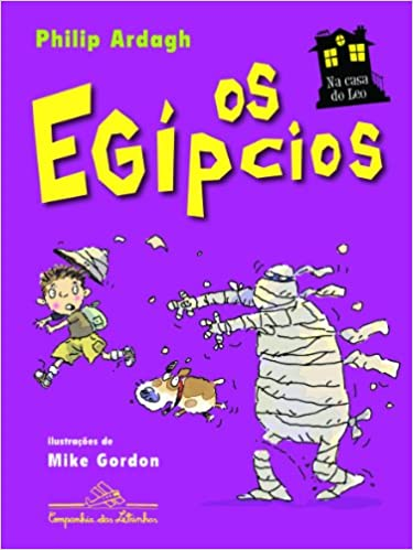 Na Casa Do Leo. Os Egípcios (Em Portuguese do Brasil): Philip Ardagh: 9788574064727: Amazon.com: Books