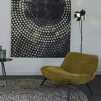 QAZQA Industrial Lámpara de pie industrial de cine negro E27 con viseras - MOVIE Metálica Alargada Adecuado para LED Max. 1 60 x Watt