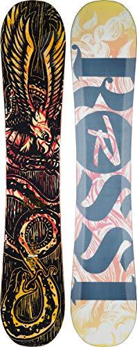 Rossignol Twin Tip - Rossignol Angus Snowboard Mens Sz 160cm