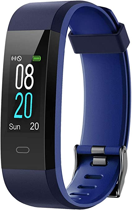 Bluetooth Smartwatch Armband Uhr Heart Rate Sport Fitness Tracker Wasserdicht