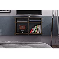 Manhattan Comfort Wellington 48 TV Stand in Tobacco