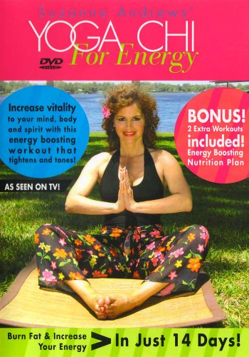 Yoga Chi for Energy with Suzanne Andrews