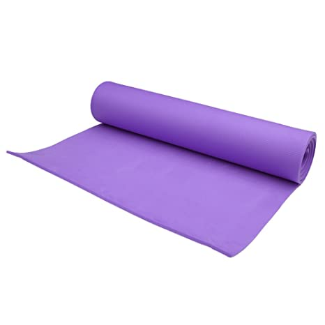 Amazon.com: Hunulu Durable 6mm Thick Exercise Fitness Non ...