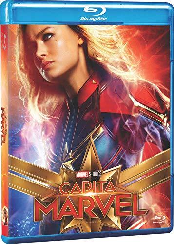 Capitã Marvel [Blu-ray]