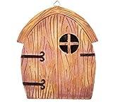Darice DCZF16P010 Mini 6In Door Dkred W Hook, 6.25″ x 5.5″, Red Review