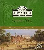 Cheap Ahmad Tea Green Tea Tagged Teabags, 100 Count