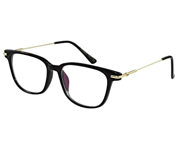 8b906f5324f Image Unavailable. Image not available for. Color  EyeBuyExpress Eyeglasses  Men Women Discount Retro Style ...