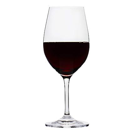 f17153d747e Ravenscroft Crystal Titanium Pro 24-piece All-Purpose Restaurant Wine  Glass, 12-ounce (12 oz All-Purpose)