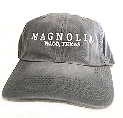 c163b3f74a6 Magnolia Farms Hat - Distressed Baseball Cap - Slate