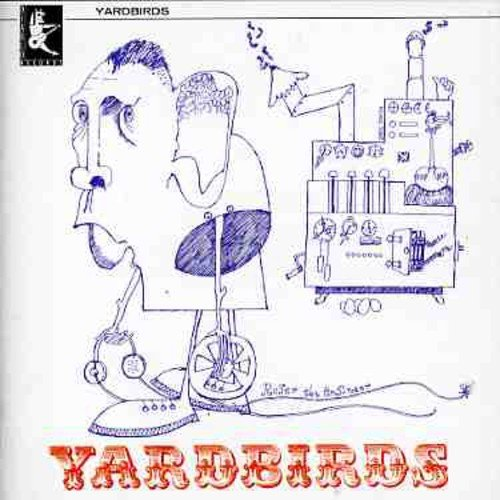 Roger The Engineer - The Yardbirds (Beck Rock And Roll Hall Of Fame)