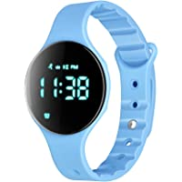 iGANK Fitness Tracker Watch, T6A Non-Bluetooth Smart Bracelet Walking Pedometer Watch Step Counter/Calorie Burned…