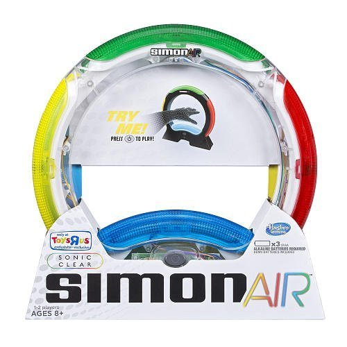instructions for simon air