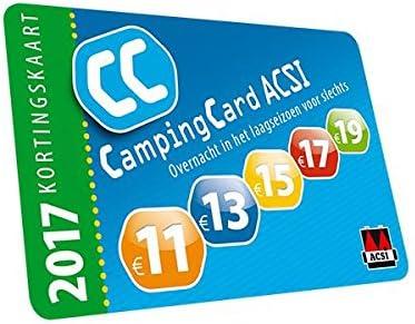 CampingCard ACSI 2017 set 2 dln: Amazon.es: ACSI: Libros en idiomas extranjeros