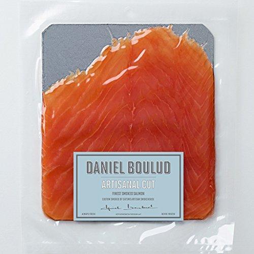 Solex Catsmo Daniel Boulud Epicerie Smoked Salmon- 1lb Presliced Package