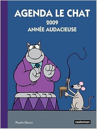 Agenda le Chat 2009