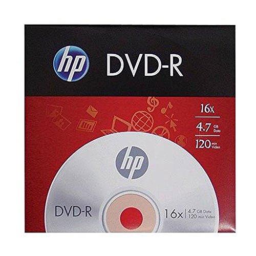DVD-R 16x 4,7 Gb Envelope - HP