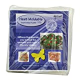 Belagio Enterprises Bosal-491 Heat Moldable Fusible Double Sided Decorating Supplies, 20 by 36-Inch