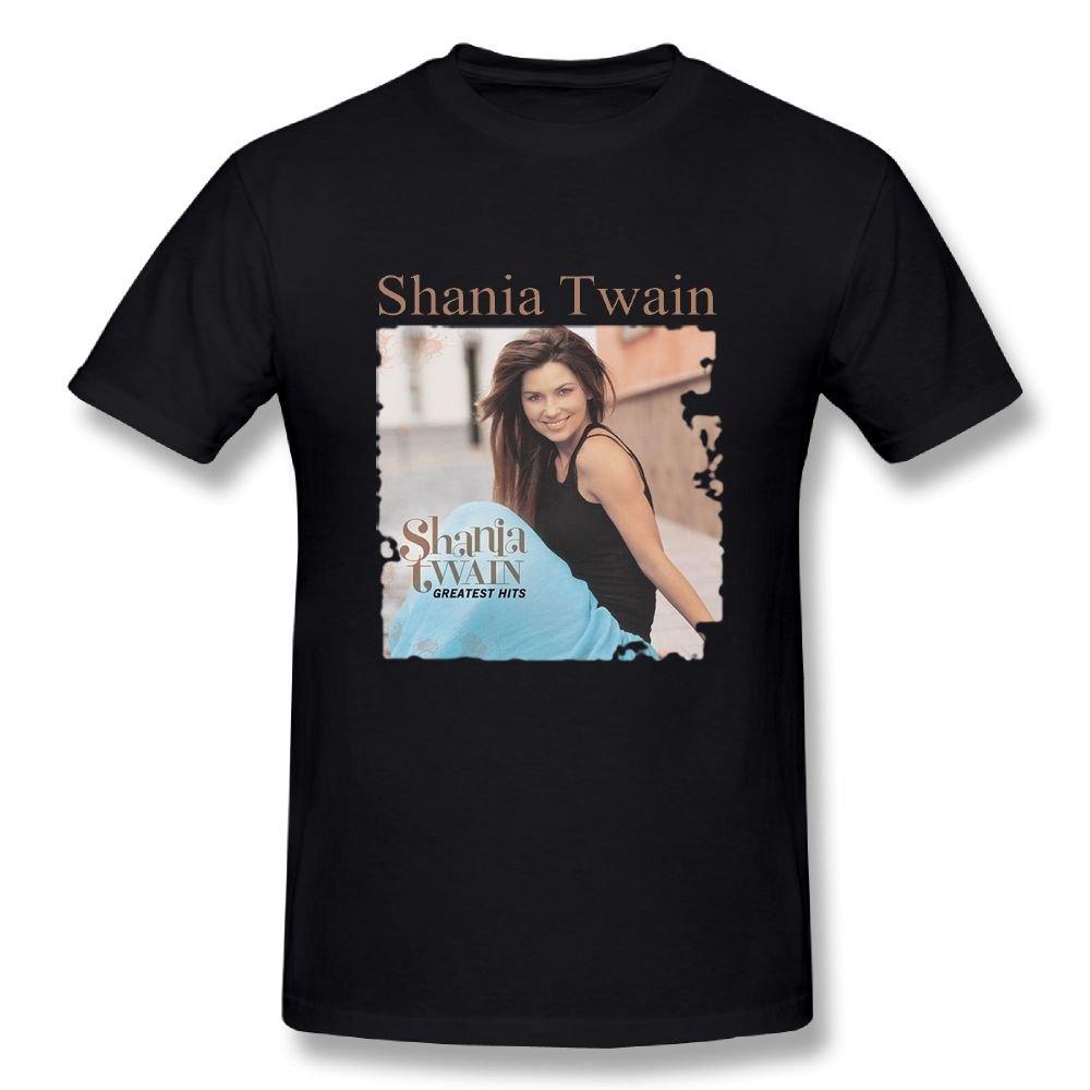 Loyd D Fashion Shania Twain Tshirts 4958