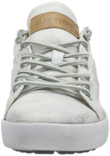 Blackstone Herren Jm11 Low-Top Weiß (white)