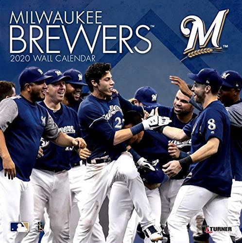 Brewers Home Opener 2020.Milwaukee Brewers 2020 Calendar Inc Lang Companies