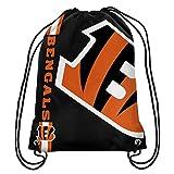 NFL Cincinnati Bengals Big Logo Drawstring Backpack