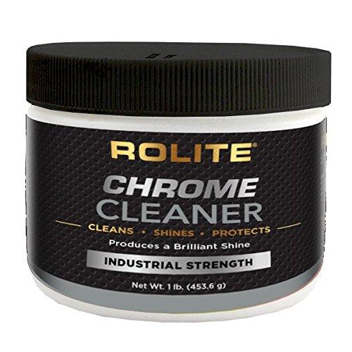 rolite Chrome Cleaner 1lb B075T39QB3  1lb