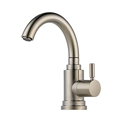 Brizo 61320LF-SS Euro Bar Faucet Single Handle Cold Water Only ...