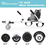 EverCross Hoverboard Seat Attachment, New Gen