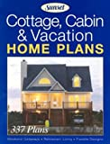 Cottage, Cabin & Vacation Home Plans