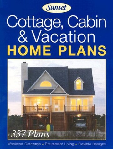 Cottage Cabin amp Vacation Home Plans